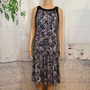Perceptions B&W Dress